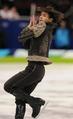 プルシェンコがSPで首位 高橋3位 織田4位、バンクーバー冬季五輪