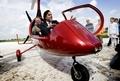 開発進むジャイロコプター型空飛ぶ自動車「PAL-V」、オランダ