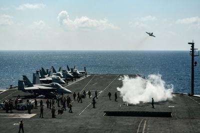 【AFP記者コラム】地中海で「やつらをぶちのめせ」