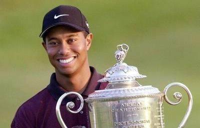 【写真特集】全米プロゴルフ選手権の歴代優勝者、2000年以降