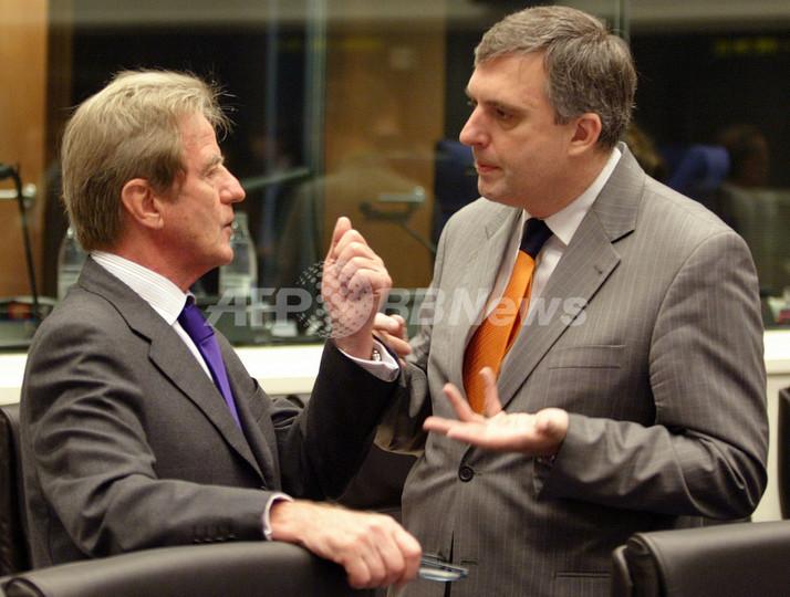 EU外相理事会、「欧州憲法」代替...