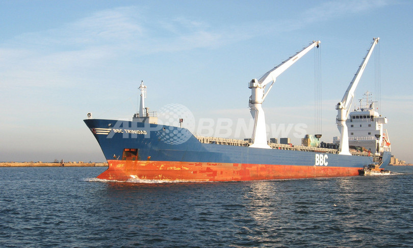 ソマリアの海賊、日本のタンカーなどを解放 身代金と交換か