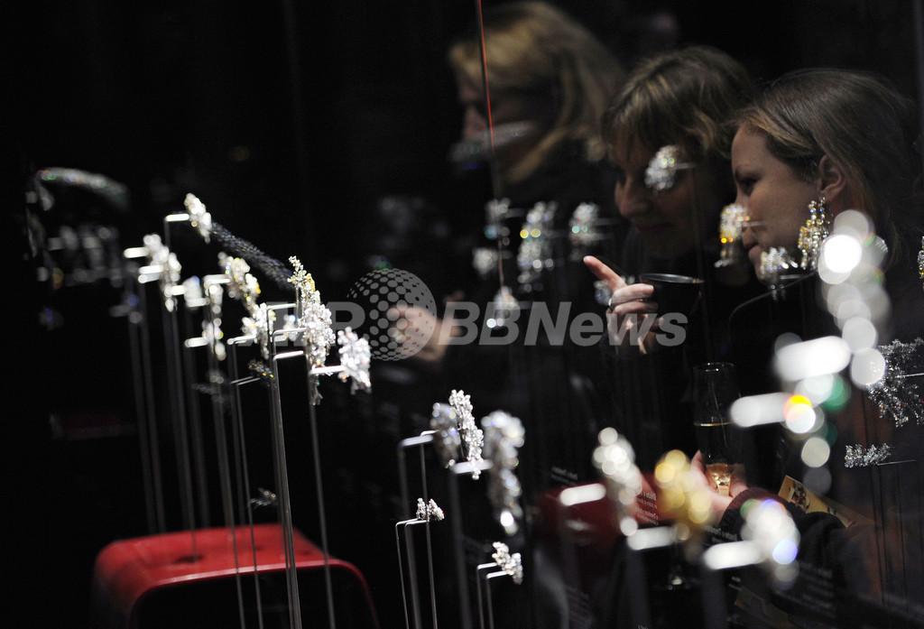 パリでブルガリ回顧展「125年に亘るイタリアの至宝」、2011年1月12日まで