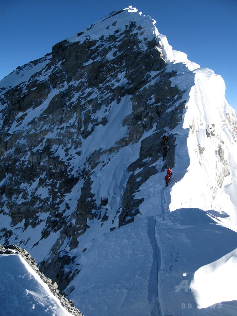 エベレスト山中「恐怖の」乱闘、ガイドと登山家が和解