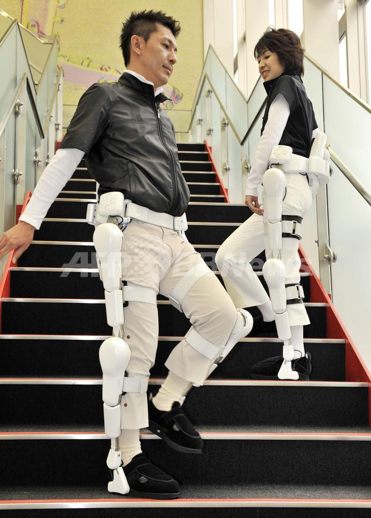 ロボットスーツ「HAL」、医療現場へ