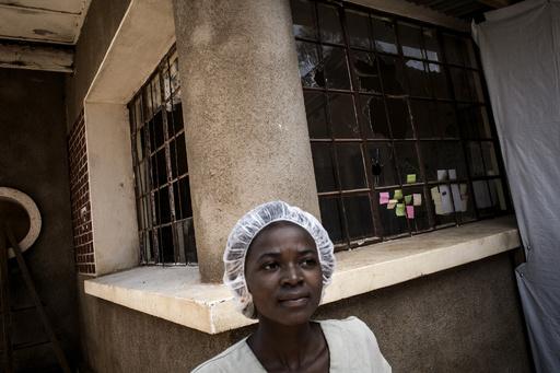 エボラ出血熱の死者750人超える、コンゴ民主共和国