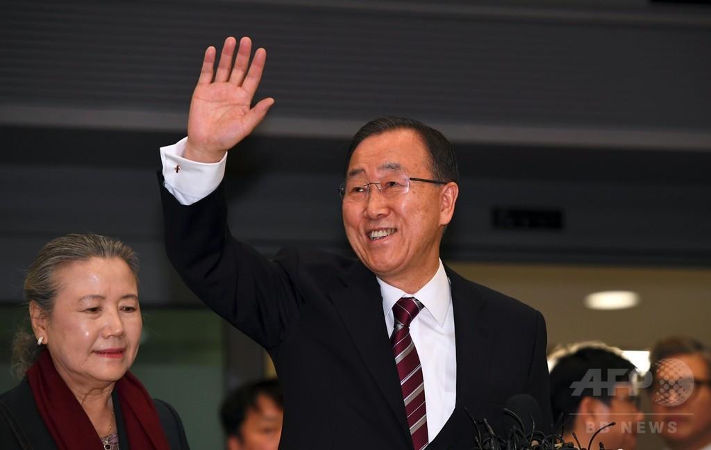 事実上の大統領選号砲が鳴る韓国の旧正月