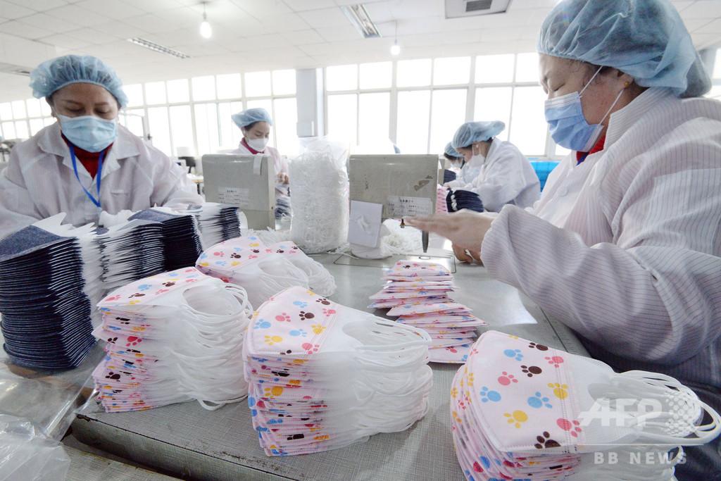 マスク生産能力が1億枚を超えたのに…なぜ買えないのか? 中国