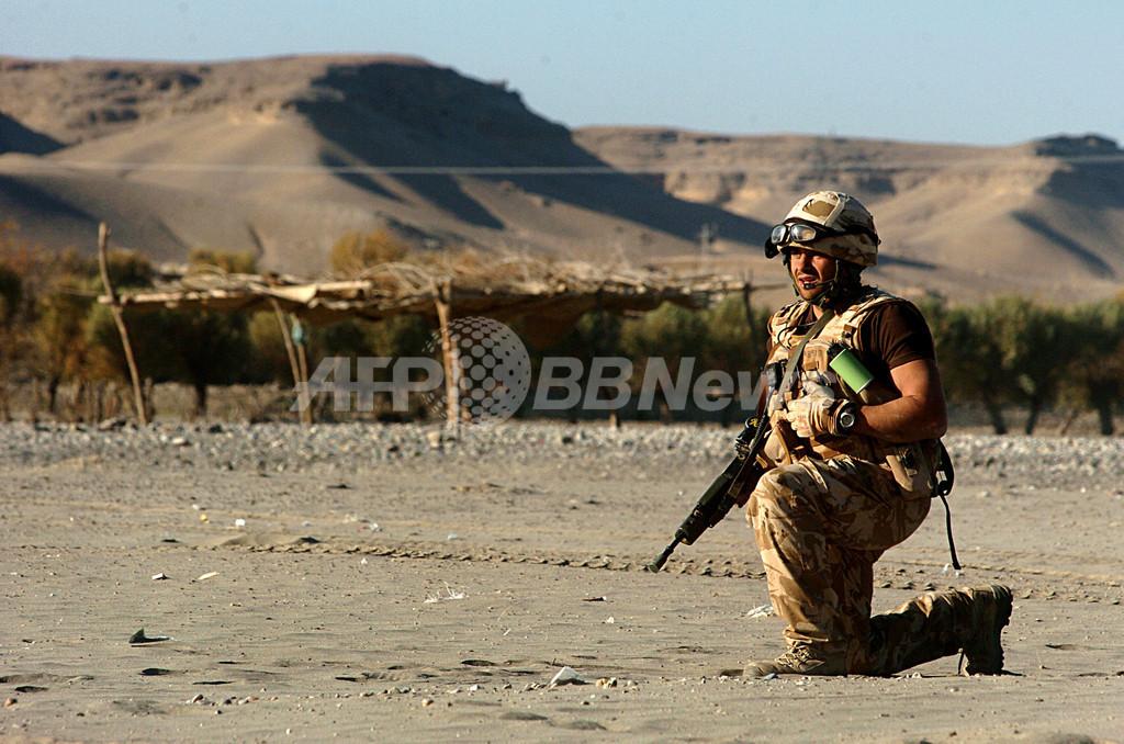 アフガニスタン南部ムサカラで軍とタリバンが戦闘、4人死亡