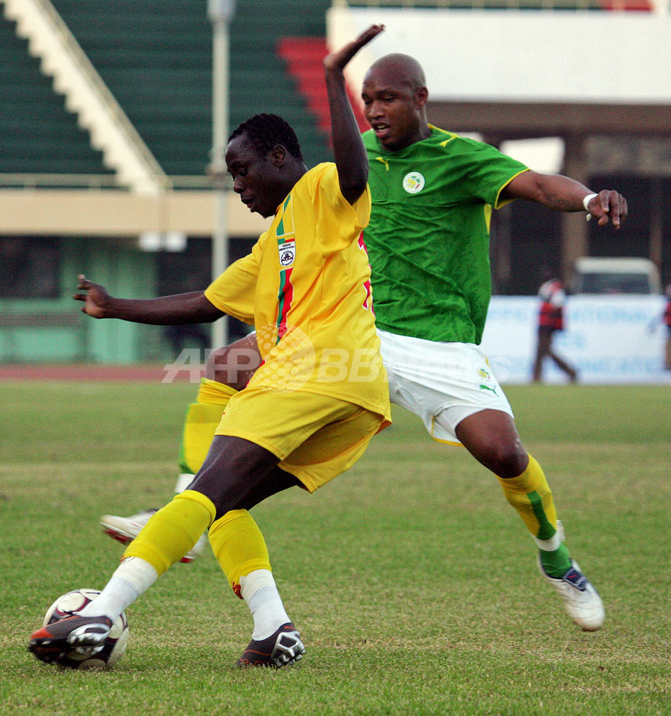 セネガル 親善試合でベナンに勝利