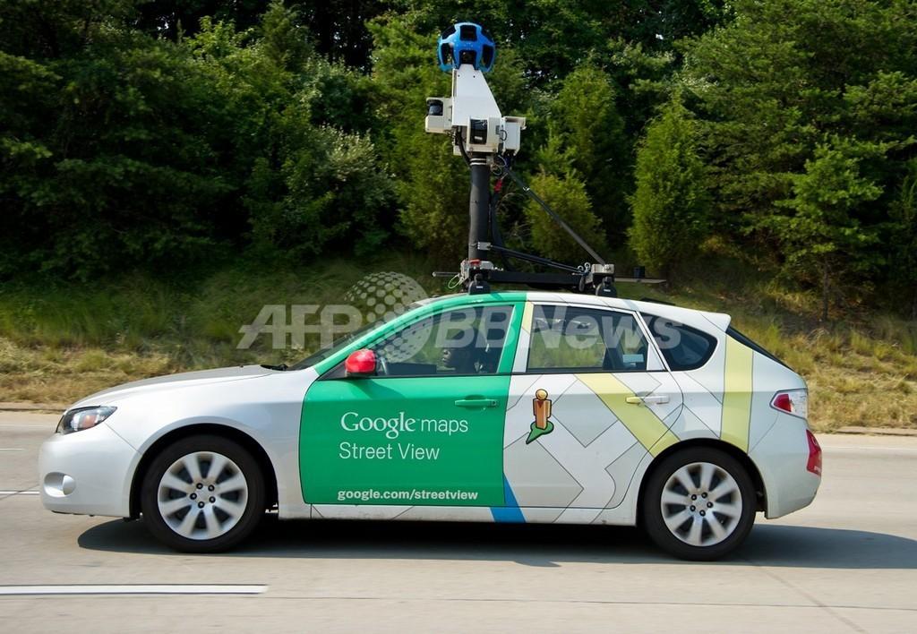 「ロバひき逃げしていない」、米グーグルが疑惑を否定