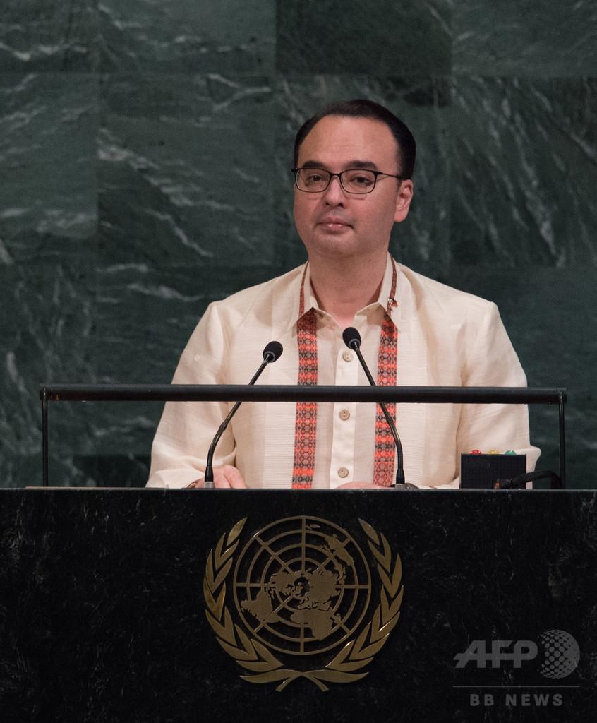 フィリピン、中国と南シナ海で合同鉱物探査を検討