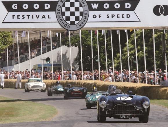 グッドウッド・フェスティバル・オブ・スピード2019 過去と未来の美しい融合