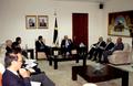 日本、パレスチナ自治政府への直接援助再開へ