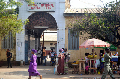 ギニアで114人が入院、料理人が石油をピーナツ油と間違う?