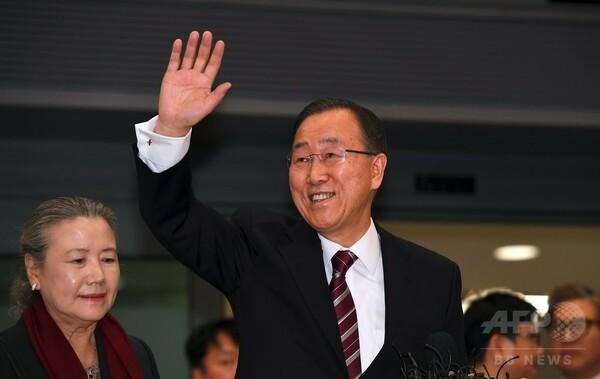 潘氏「10億円返すべきだ」=少女像撤去と関連なら-韓国