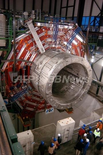 巨大粒子加速器9月10日稼働、宇宙の起源解明に向け CERN