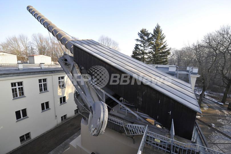 アルヒェンホルト天文台の巨大望...