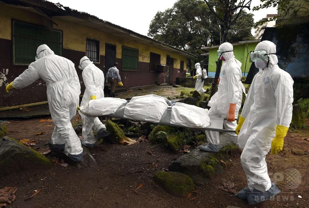 数千人のエボラ孤児、親族に拒絶され路上生活も ユニセフ
