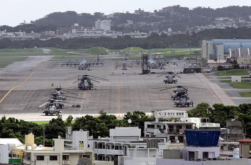 在日米軍再編再協議せず、米国務省