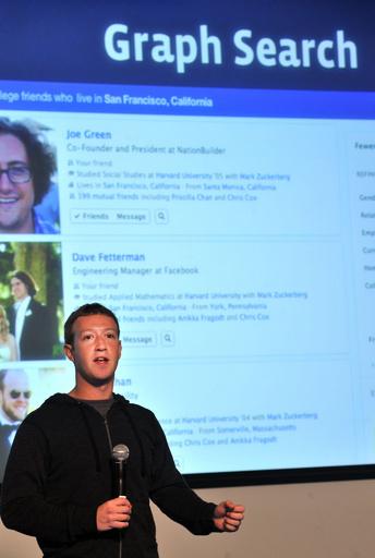 フェイスブック、検索機能を大幅強化 「グラフ・サーチ」発表