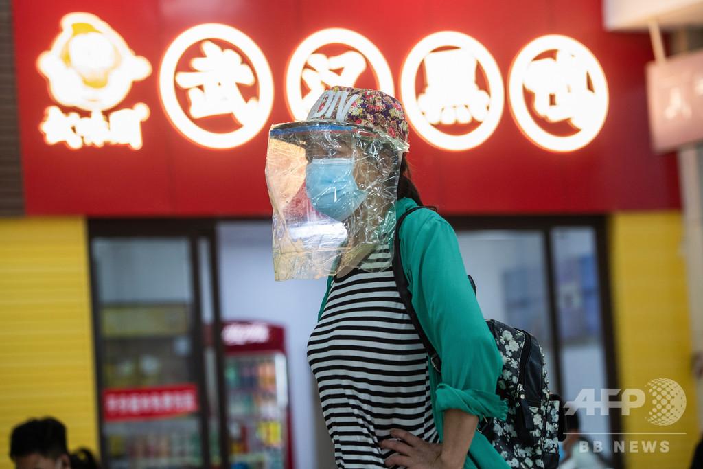 2日連続、武漢でコロナ新規感染を確認 第2波への懸念高まる