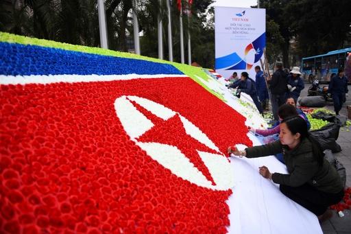 北朝鮮が飛翔体を2回発射