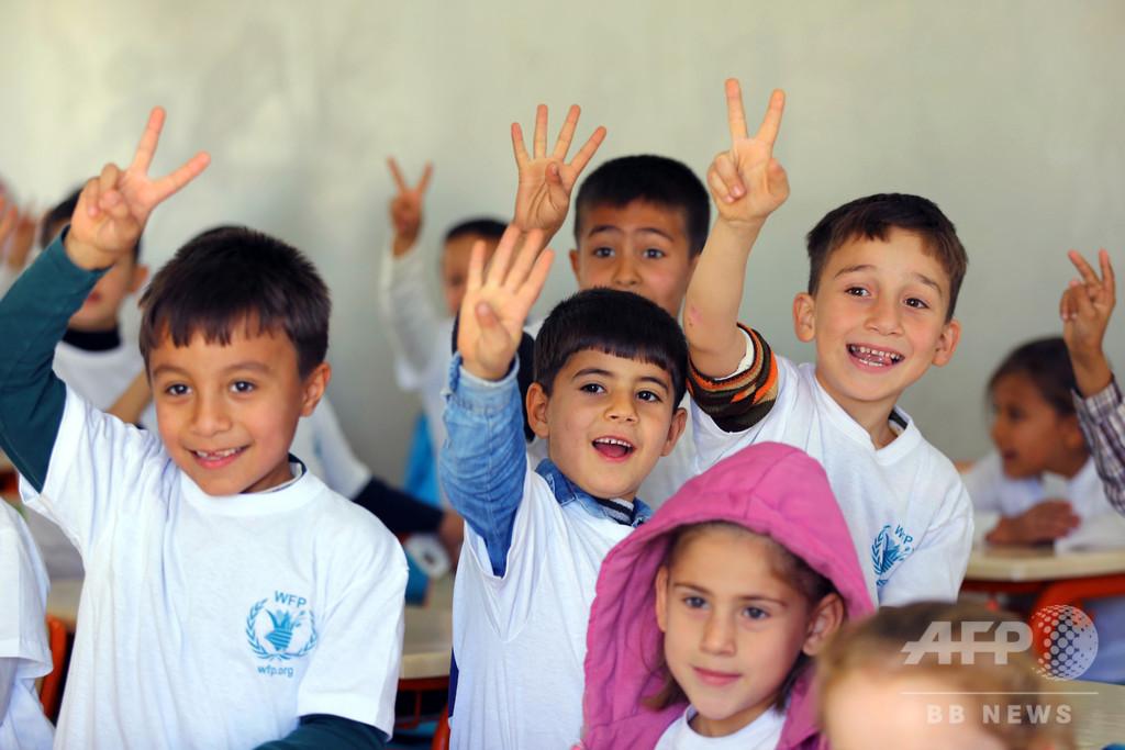 【AFP×大学生】教育がもたらす明るい未来