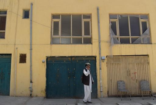アフガン首都、外国人向け宿泊施設に襲撃 2人死亡 女性1人拉致