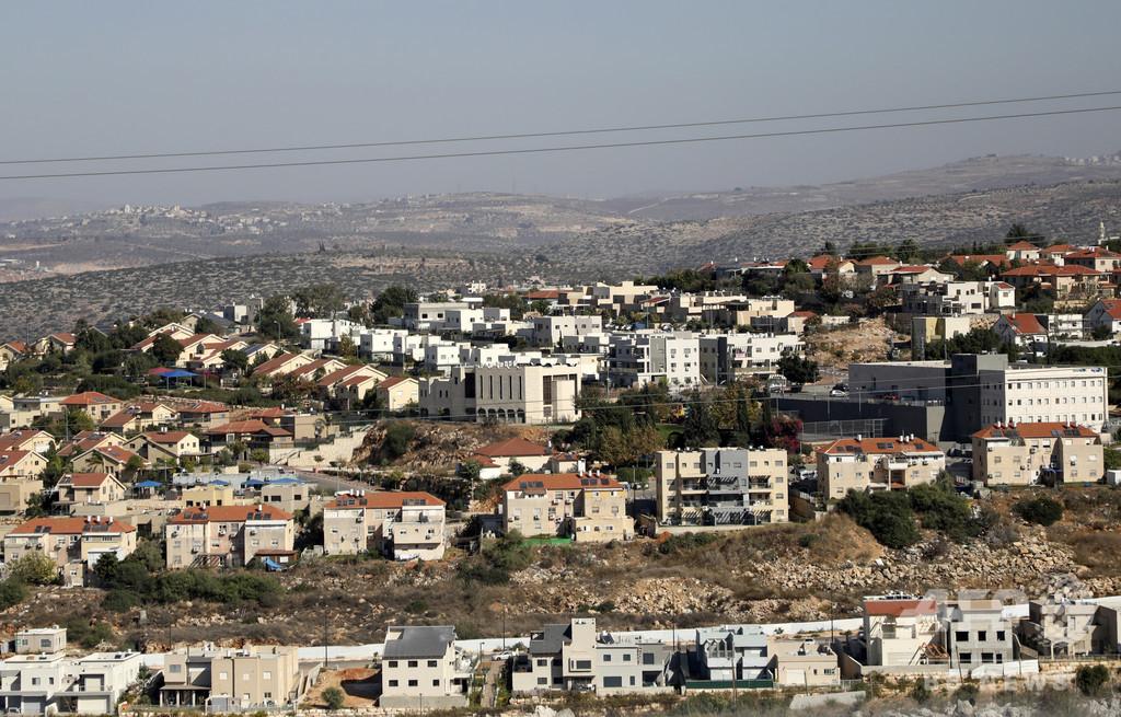 国連、イスラエル入植地に関わる企業112社のリスト公表