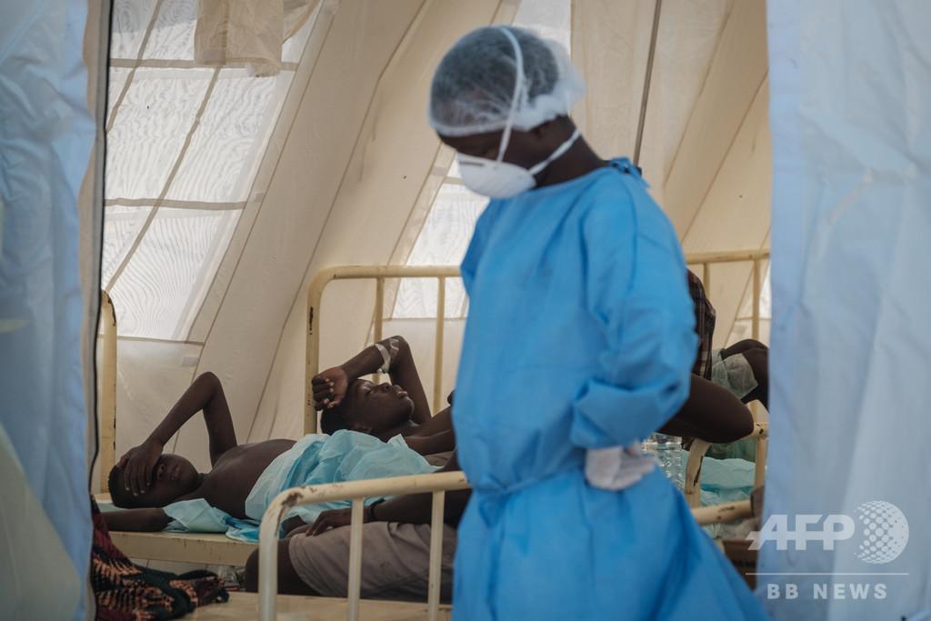 コレラ感染者1000人超える サイクロン被災のモザンビーク
