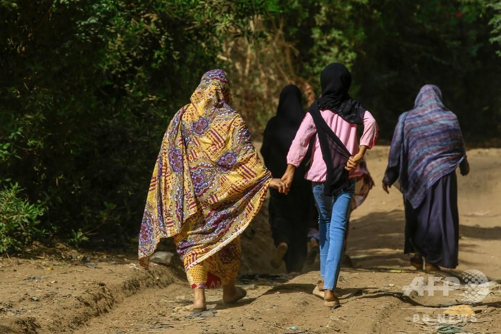 スーダン、女性器切除禁止へ 長い闘いにようやく終止符