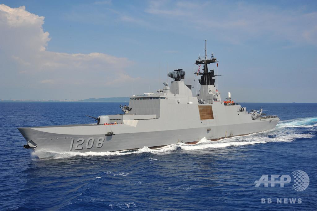 フランス、中国の批判をさらりと受け流す 台湾との兵器売却契約めぐり