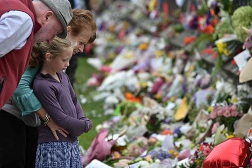 NZ銃乱射事件、死者50人に 現地警察