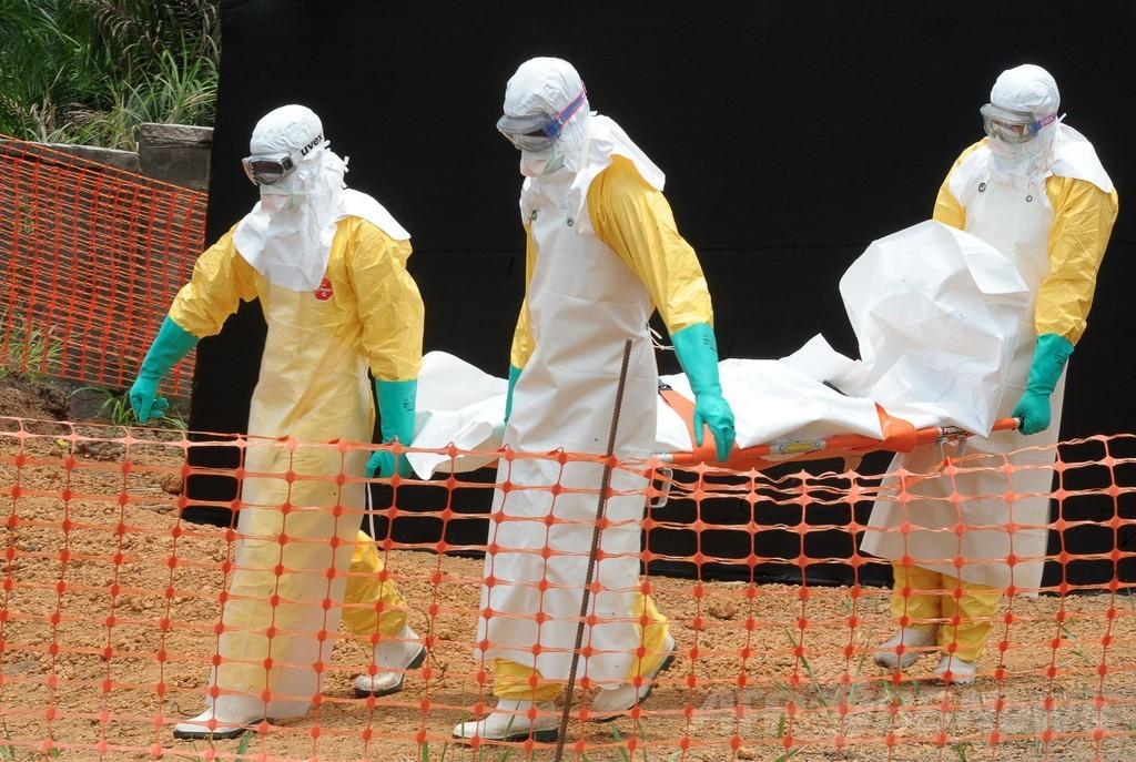 マリでもエボラ出血熱か、疑い例3人を確認