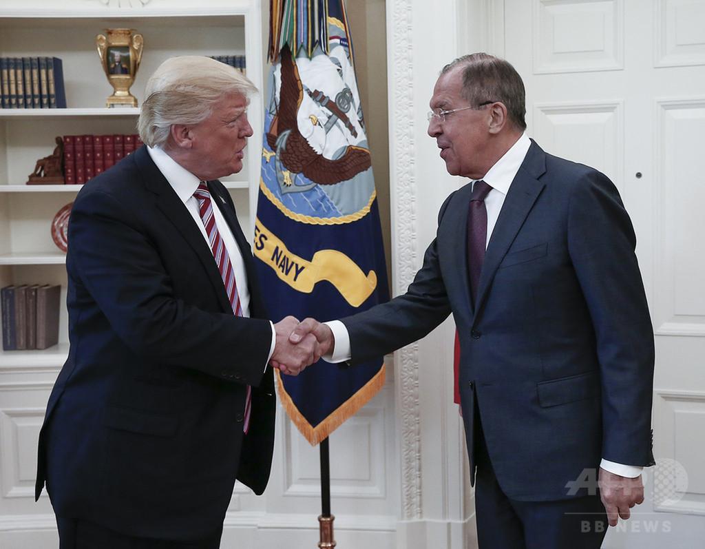 ロシアに「だまされた」 米政府、会談写真公開に怒り