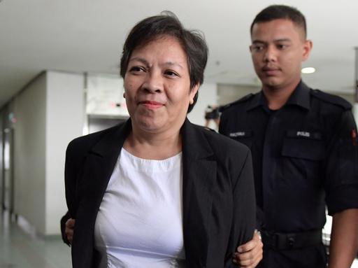 ネットでだまされ薬物運んだ女に死刑判決 マレーシア