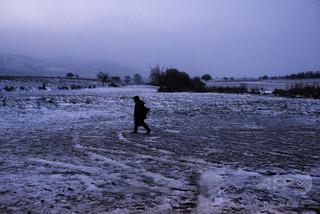 冬の寒さで移民女性2人死亡、ブルガリア山間部