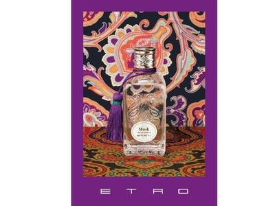 「エトロ」ムスクが香る新作フレグランス発売へ