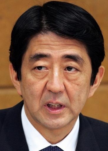 安倍元首相、米朝直接交渉「支持」を表明