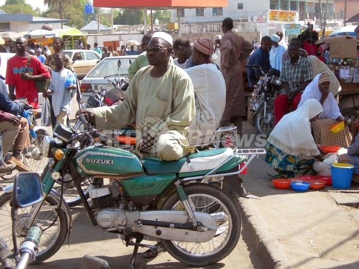 ナイジェリア北東部の市場で無差別攻撃、30人死亡か 目撃者証言