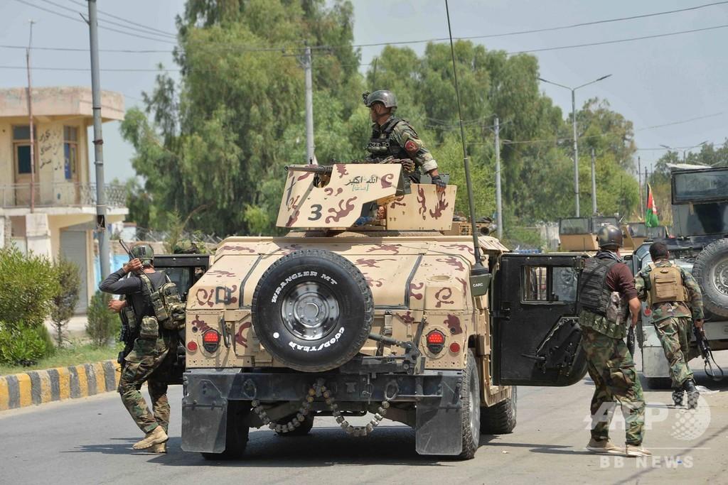 アフガン刑務所襲撃、死者29人に さらに増える恐れも
