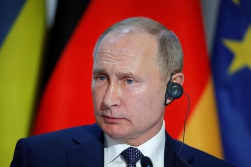プーチン大統領、ロシアのドーピング処分は「政治的動機」と反発