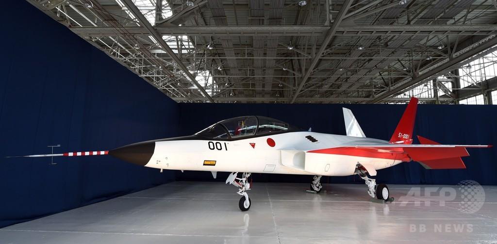 国産のステルス研究機「X-2」、2月に初飛行へ