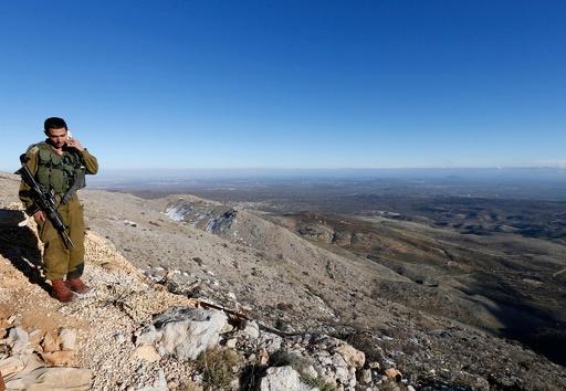 米、ゴラン高原のイスラエル主権認定 トランプ氏が表明