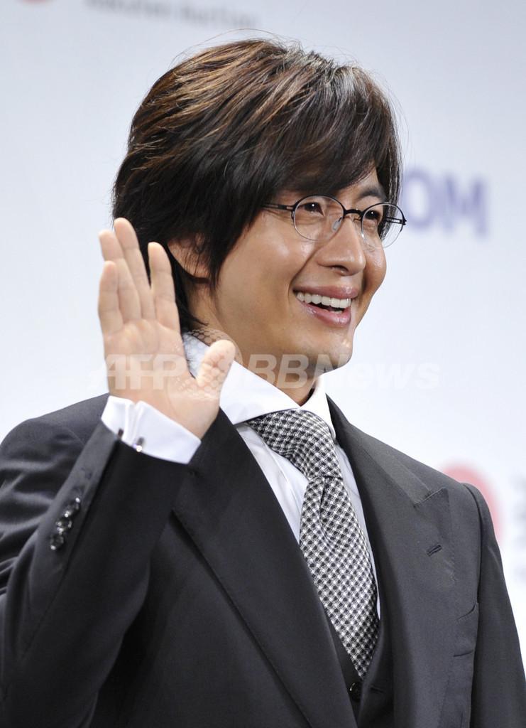ペ・ヨンジュンら韓流スター、続々と支援を表明