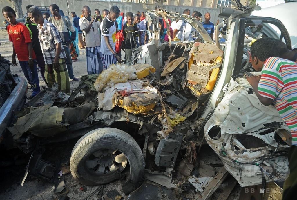ソマリア首都で飲食店襲撃、7人死亡 アルシャバーブが犯行声明