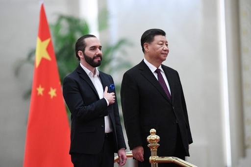中国、エルサルバドルへ新競技場など提供へ 台湾との断交後