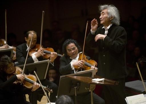 小澤征爾さん、本格復帰へ 8月に松本でオペラ指揮