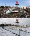 【写真特集】東日本大震災、被災地の震災直後と今